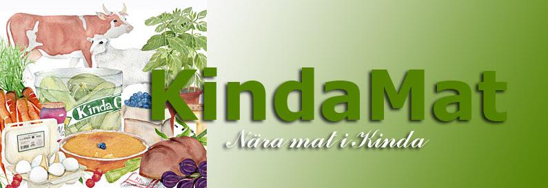 KindaMat -  lokala producenters mat och produkter i Kinda Kommun