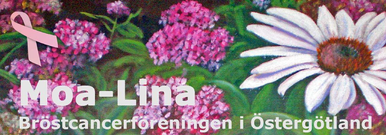 MOA-LINA Bröstcancerföreningen i Östergötland