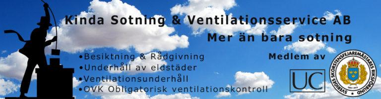 Kinda Sotning & Ventilationsservice AB
