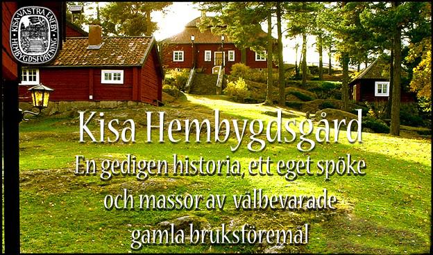 Kisa Hembygdsgård